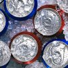 Cold Cans of Soda